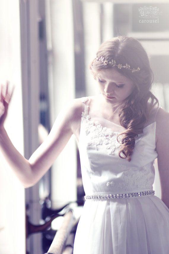 November sale 20% Little wedding dress // Noemi by CarouselFashion