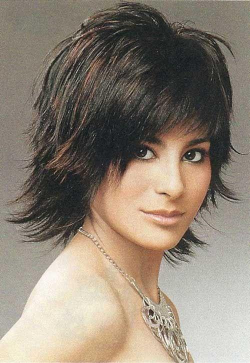 20 Short Sassy Haircuts | http://www.short-haircut.com/20-short-sassy-haircuts.html