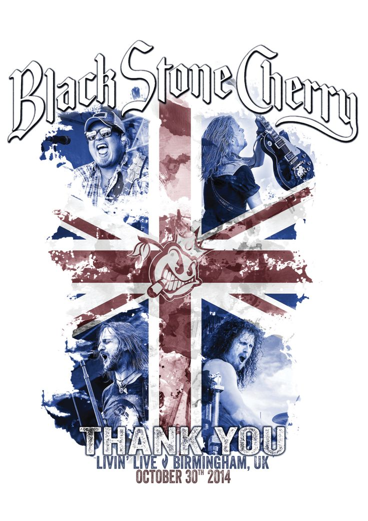 Black Stone Cherry release video of Me & Mary Jane - Live