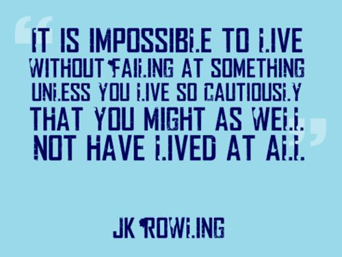 JK Rowling's quote