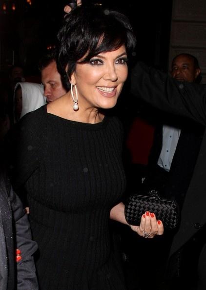 Kris Jenner Photo - The Kardashians at the Gypsy Bar in Boston