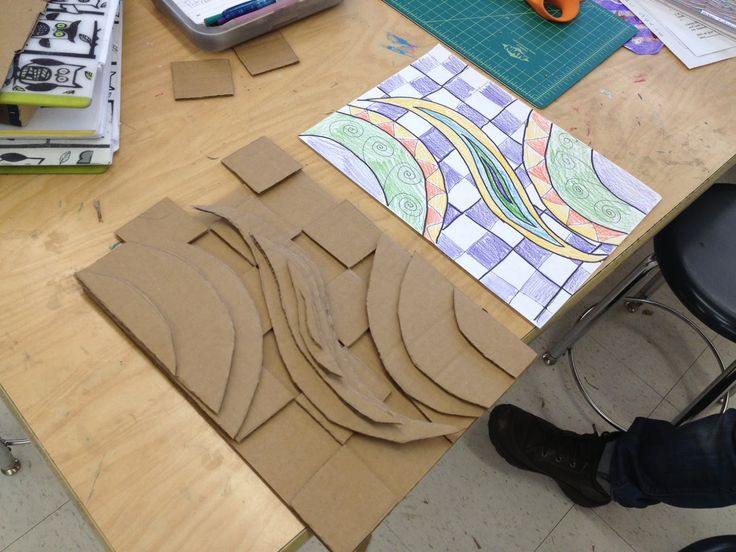 Rex Ray Inspired Sculptures