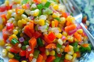 When the Dinner Bell Rings: Blue Ribbon Corn Relish
