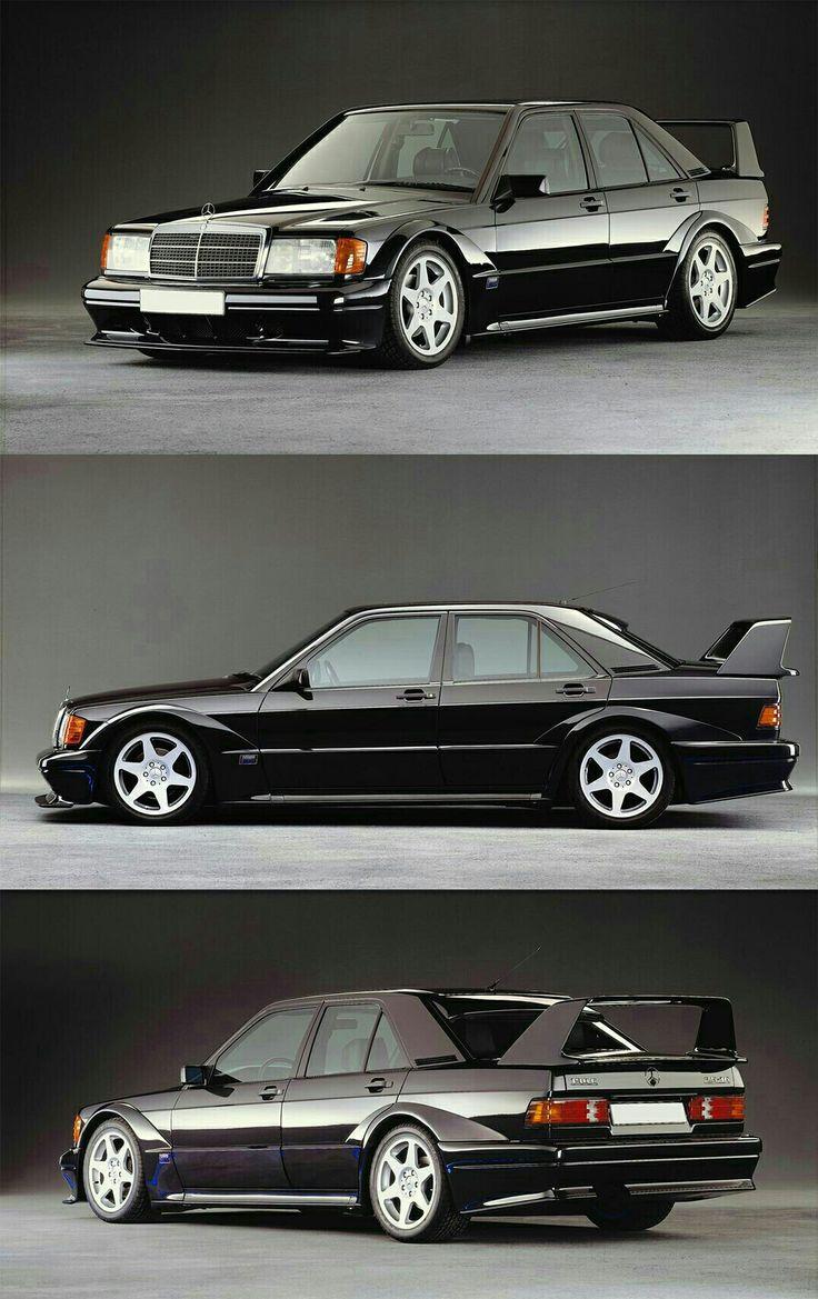 Mercedes E190 evo 2.5 16