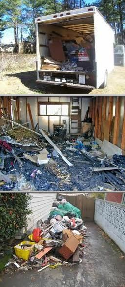 This business has some of the professional trash haulers who offer garbage removal services for commercial and residential clients. They offer local and long distance junk hauling services.