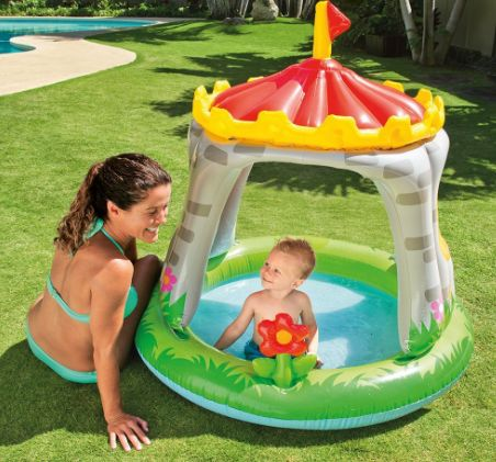 Infant Inflatable Pool