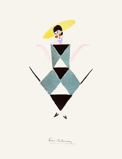 Пример для подражания: художница и дизайнер Соня Делоне