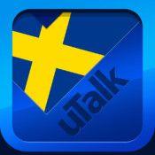 Sv SVA rekommenderas från sär FSK- Gy högsta betyg Talk Classic - För nybörjare i svenska uTalk är en app för språkutveckling i svenska. Appen ger bland annat möjlighet att lyssna på grundläggande ord och fraser på svenska, visualiserade med bilder och med möjlighet att träna på dessa ord och fraser med olika övningar i appen.