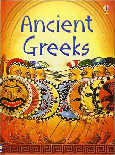 Ancient Greeks (Usborne Beginners): Amazon.co.uk: Stephanie Turnbull, Colin King: 9780746074855: Books