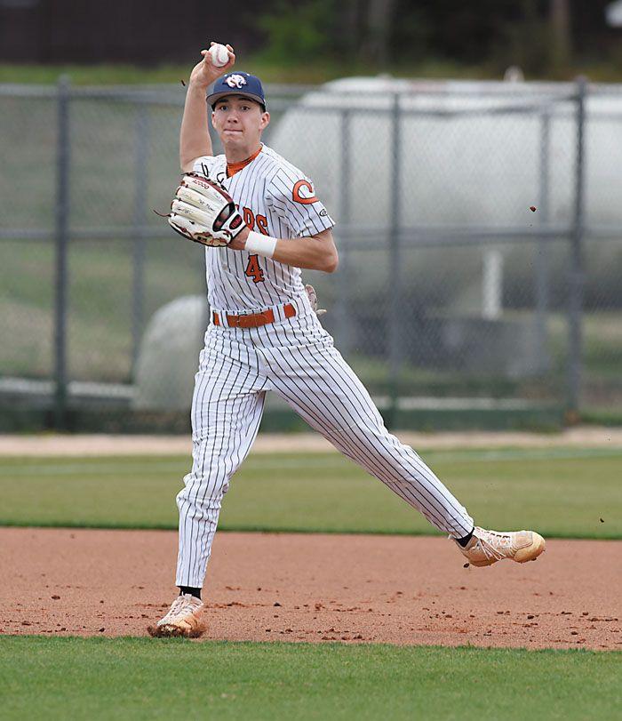 Prep Baseball White Named State Player Of The Year Salisbury Post White Names Players Baseball