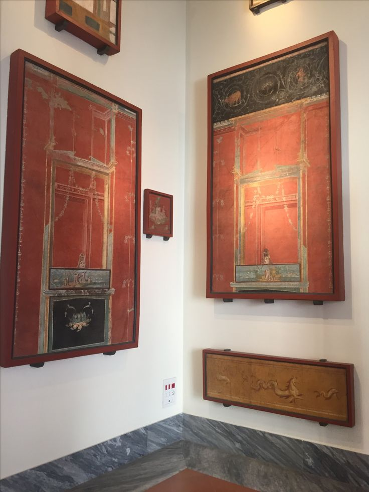 Pompeii artefacts