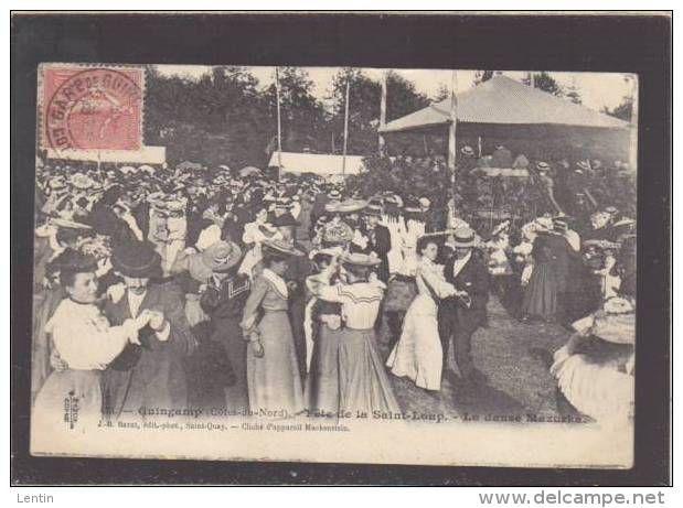 Guingamp - Fete de la Saint-Loup - La Danse Mazurka