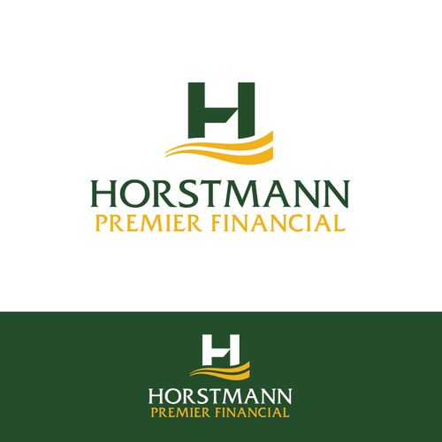 Horstmann Premier Financial �20Trusted financial firm needs new logo that is the purple cow, meaning not to blend in with the others.