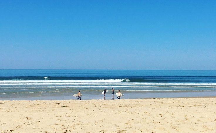 Petit lexique du stage de surf à l'ucpa