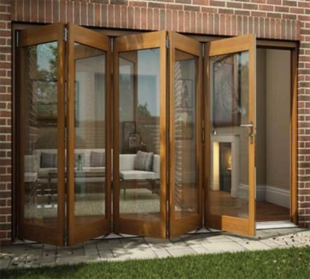 Folding Patio Door Jeld Wen Patio Doors Oakfold Folding