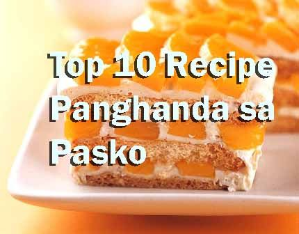 65 best filipino foods images on pinterest filipino food filipino malapit na ang pasko ito ang top 10 na masarap na panghanda sa pasko macaroni salad ingredientsmacaroni saladsfilipino foodpinoy forumfinder