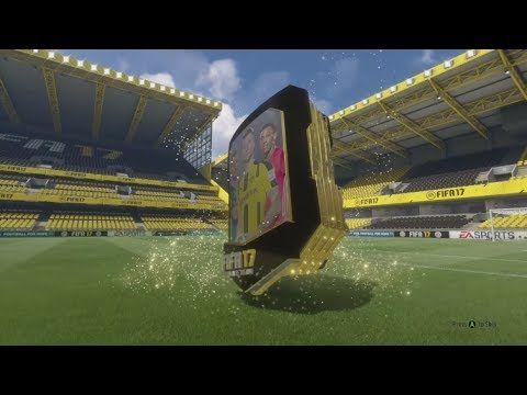 FIFA 17 почти халявные паки (составы + паки ) #2