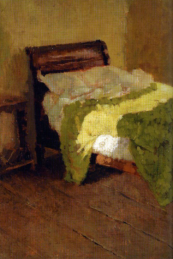 Raggio di sole (Sunshine) - Giuseppe Pellizza da Volpedo 1903-04 Italians painter 1868-1907 Neo-impressionism