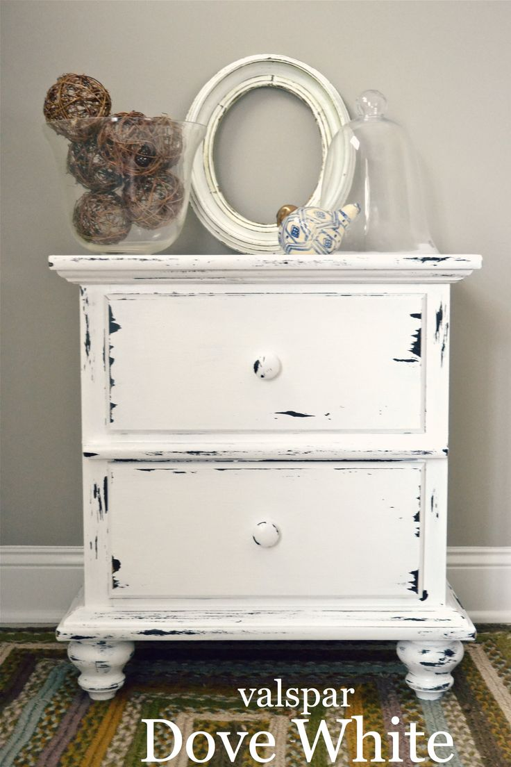 images about Degrees of Distressing Furniture on Pinterest