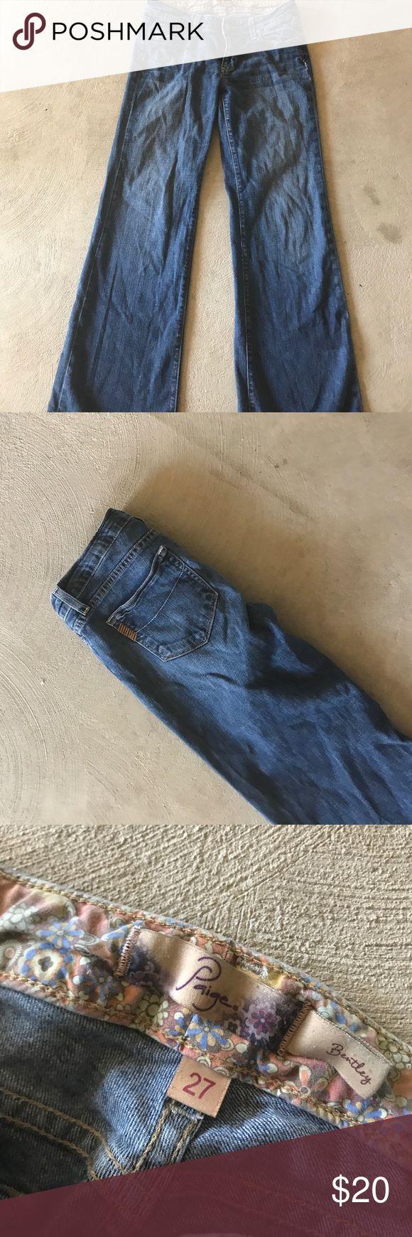 Paige Jeans Paige Jeans Paige Jeans Jeans Boot Cut