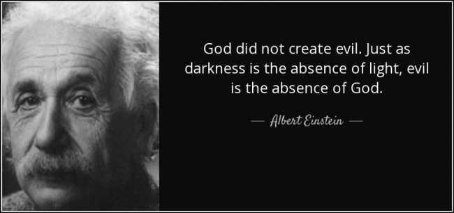 albert einstein quotes about god