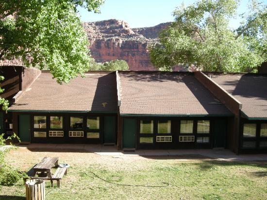 Havasupai Lodge: Lodge