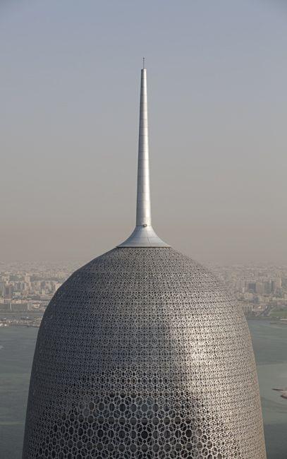 In Progress: Doha Office Tower, Qatar / Ateliers Jean Nouvel / Nelson Garrido