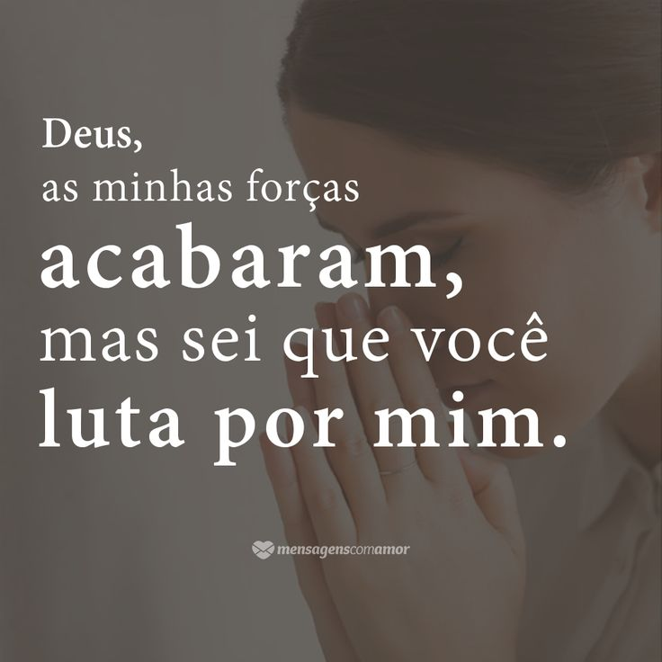 Deus sempre está ao nosso lado, não importa o momento.