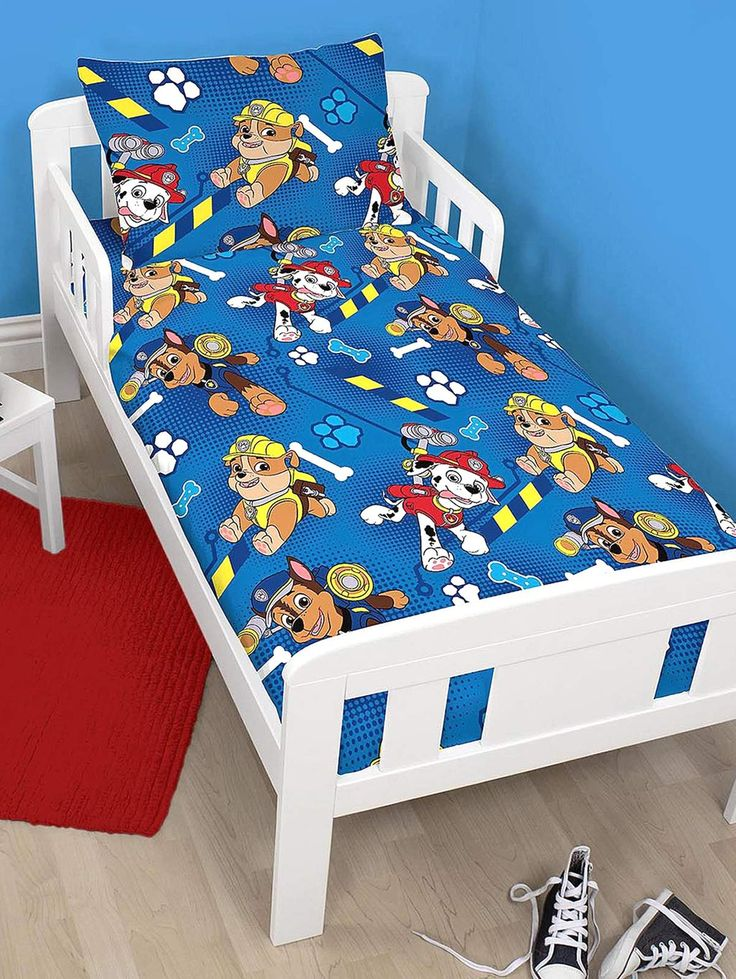 1000 ideas about paw patrol bedding on pinterest paw. Black Bedroom Furniture Sets. Home Design Ideas