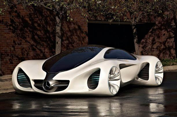 Mercedes-Benz Biome ...!!    The Biome was designed by Mercedes' U.S. design arm in Carlsbad, California, and built into a full-scale model.