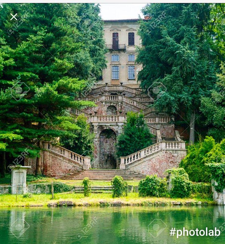 Villa Clerici - Castelletto di Cuggiono#Parco del Ticino