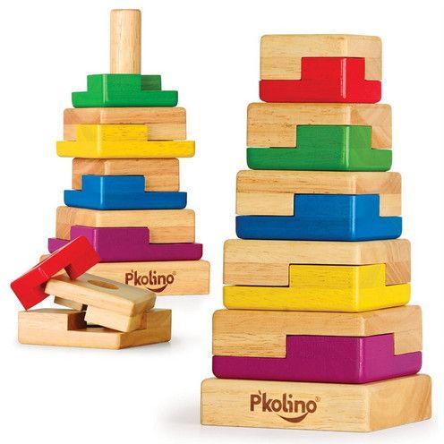 pkolino2 Stacks of fun with the Pkolino Puzzle Stacker
