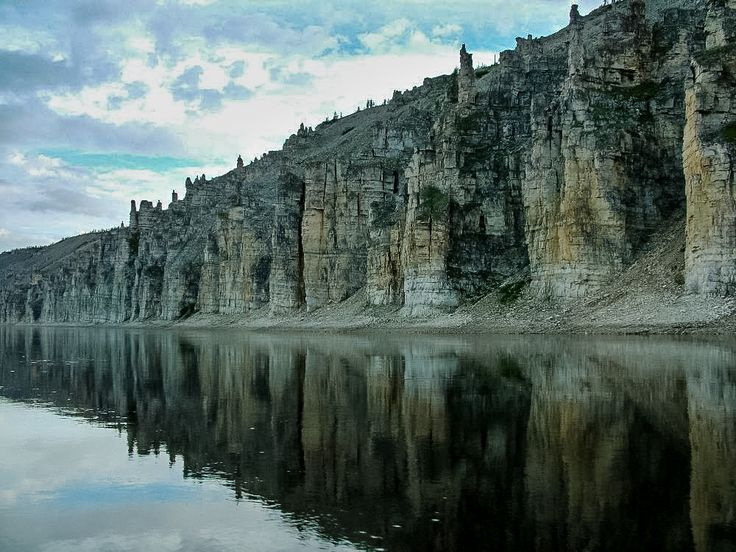 Река Котуйкан. Часть 1 - Дмитрий Карпунин