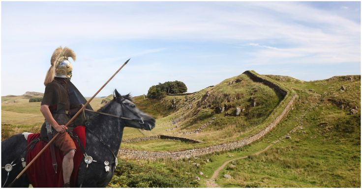 By Nick Hodgson Built around AD122, Hadrian's Wall was guarded by the Roman army for over three centuries and has left an indelible mark on the landscape o