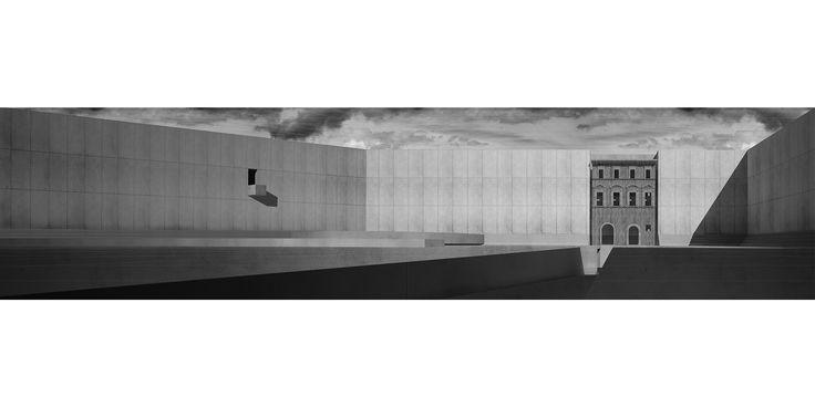 EUFONIE SOTTERRANEE_ Progetto per una cittadella della musica nella ex Caserma Piave di Orvieto. Giacomo Zuppanti e Giorgia Timperi