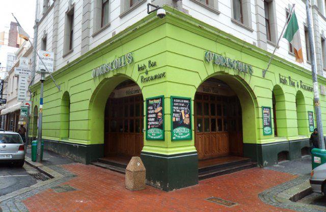 Irish Pub Cape Town, Nachtleben Kapstadt