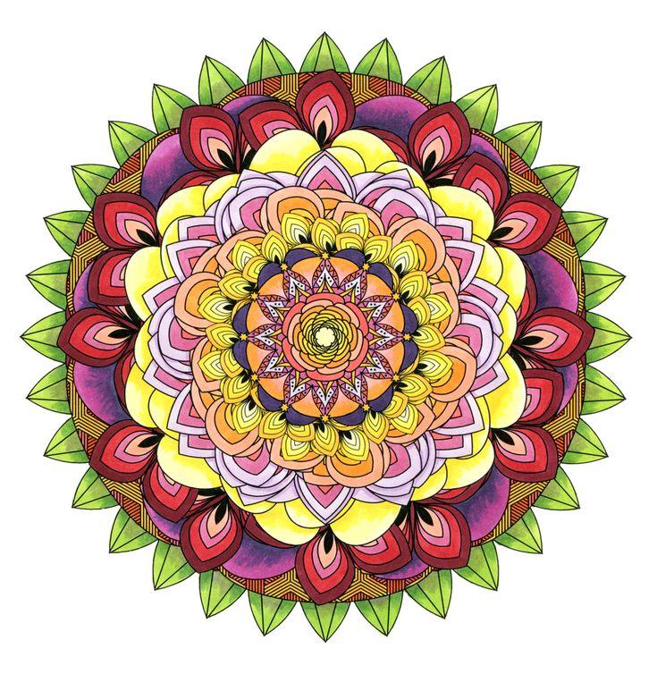 Les 179 Meilleures Images Du Tableau Art Mandala Sur