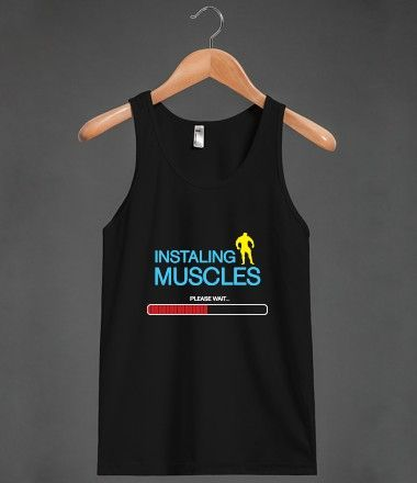 Funny fitness T-shirt