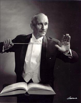 Karel Ancerl (1908-1973)  Photo : CTK/Jiri Jinda