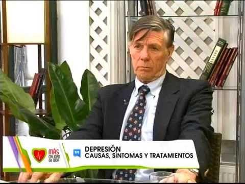 Más Calidad de Vida - Depresión, causas, síntomas y tratamientos