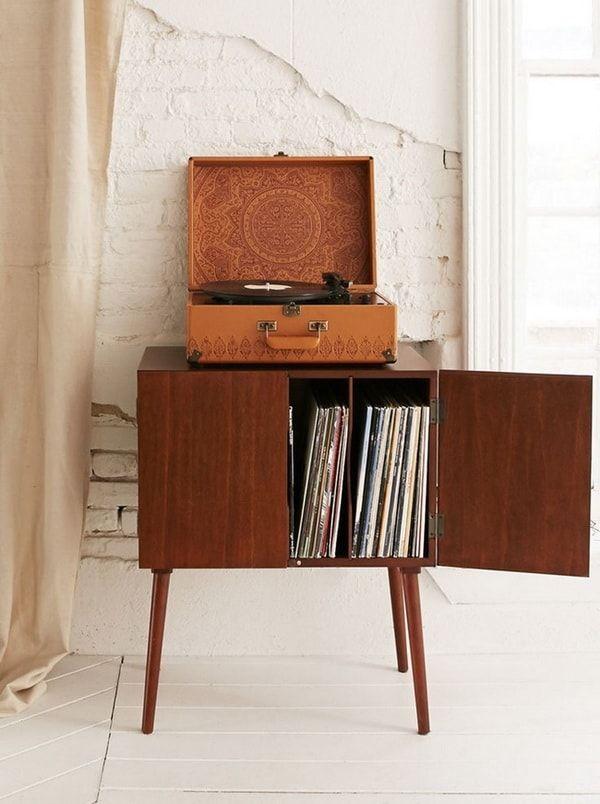 Vinyl record storage, vinyl record cabinet, vinyl records, home furniture, reco Vinyl Record Cabinet, Vinyl Record Storage, Vinyl Records, Vintage Record Player Cabinet, Antique Record Player, Design Café, Deco Design, Design Miami, Classic Cabinets