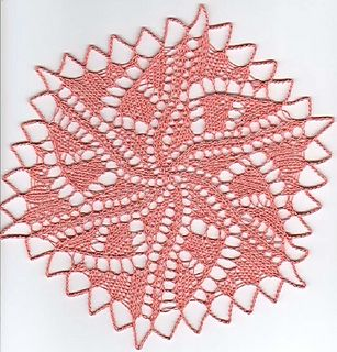 Technique: Charts ONLY! http://www.ravelry.com/patterns/library/graphica-doily