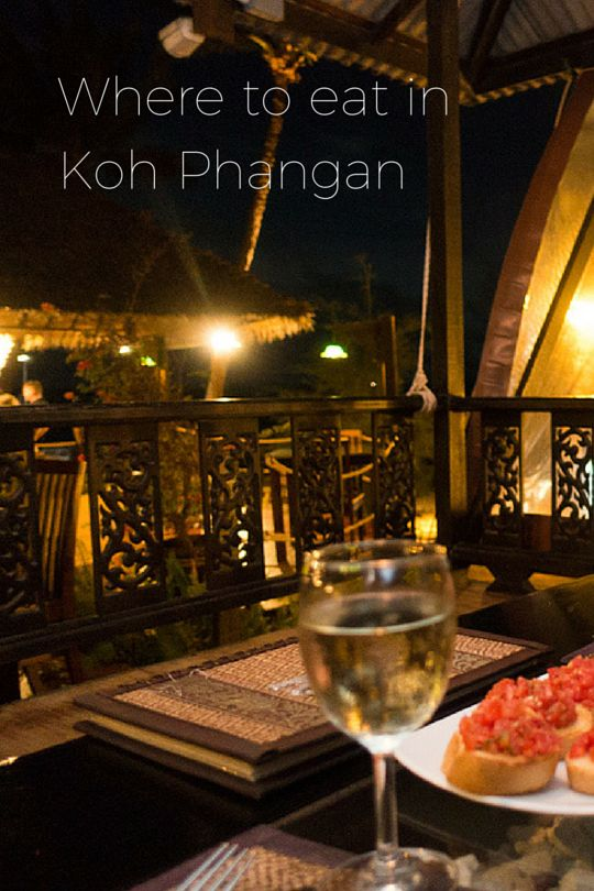 Like to know where to find the good food on Koh Phangan, Thailand? Check out our tips on http://wandering.world/where-to-eat-in-koh-phangan/