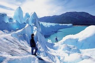 Trekking in Perito Moreno Glacier