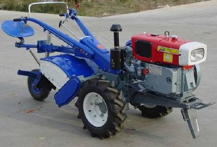 WALKING TRACTOR - Marina Machineries Ltd leading Manufacturer and Suppliers of Tractors in Kenya, Africa supplies 16 HP Walking Tractor  suitable for Small Size Farm Holding - Low Maintenance & Operational Cost.