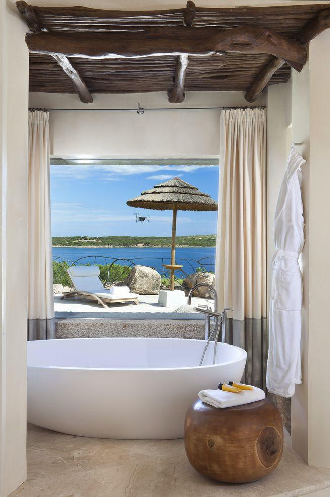 Hotel Pitrizza, Sardinia, Italy. #MyDreamHoliday