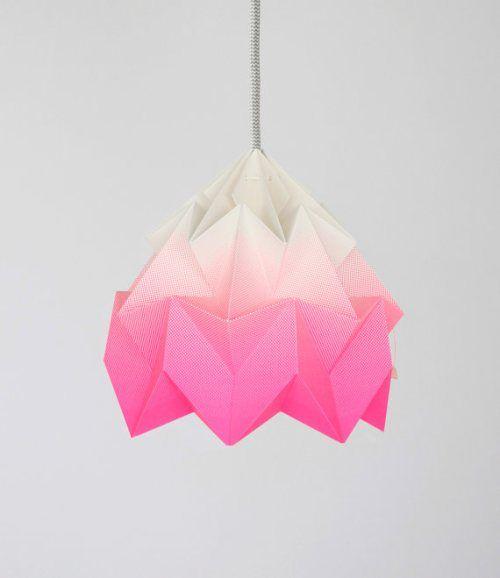 Pendente Mariposa Origami