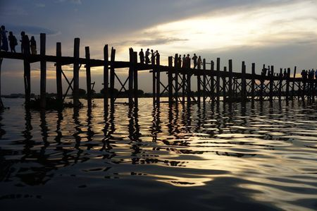 Reflection at the days end Photo by Helen Pepi -- National Geographic Your Shot