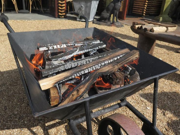 <p>Cooking Channel's Man Fire Food explores some of the coolest ways people cook with fire, from small campfires to giant custom-made grills and smokers. Flip through photos of Chef Roger Mooking's fiery adventures in the American South.</p>
