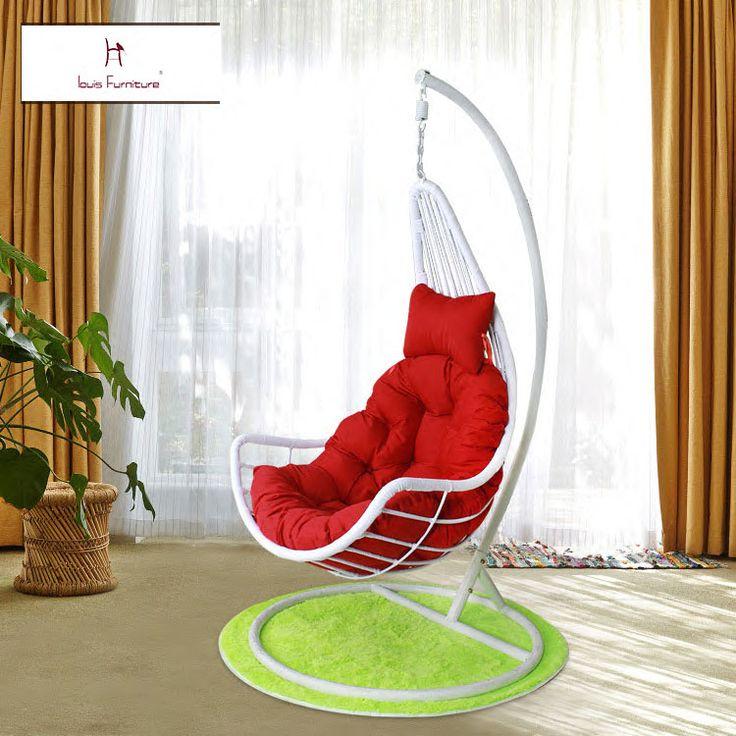 Купить товарКресло качели стулья одного мягкая открытый колыбель качалка горячие продаж лучшая цена отдыха балкон висит корзина в категории Ротанговые и плетёные диванына AliExpress.